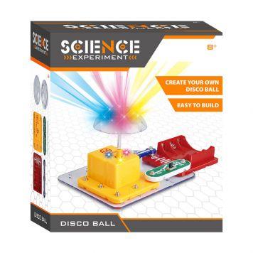 Science Maak Je Eigen Disco Licht
