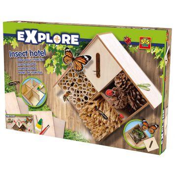 Insectenhotel SES Explore