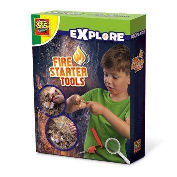 SES Explore Vuur Starter Tools