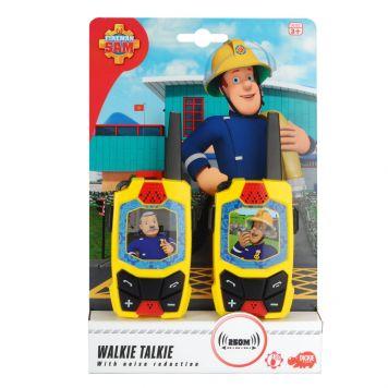 Brandweerman Sam Walkie Talkie Battery Operated
