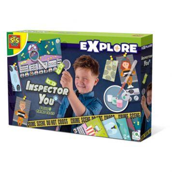 SES Explore Spel Inspector You