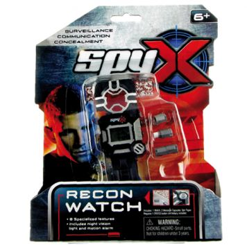 Spion SpyX Recon Watch