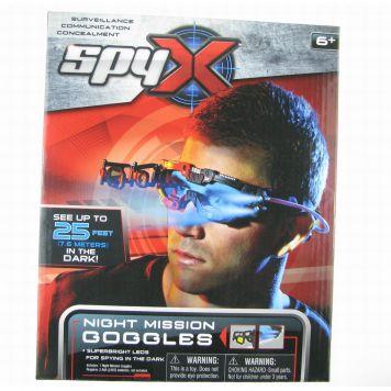 Spion SpyX Night Mission Bril