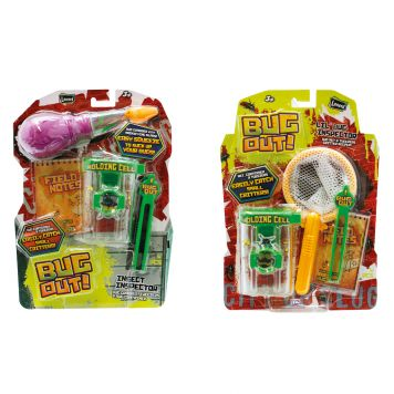 Bug Out Inspecteer Set 2 Assorti