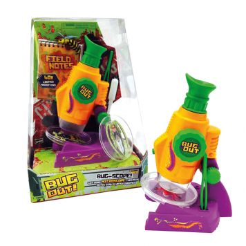 Bug Out Insecten Microscoop Try-Me