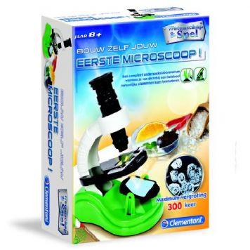 Wetenschap Mijn Eerste Microscoop (NL) Clementoni