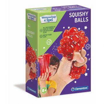 Wetenschap Squishy Ballen Maken