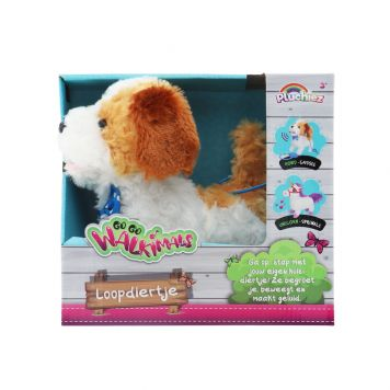 Go Go Walkimals Interactieve Beagle Knuffel