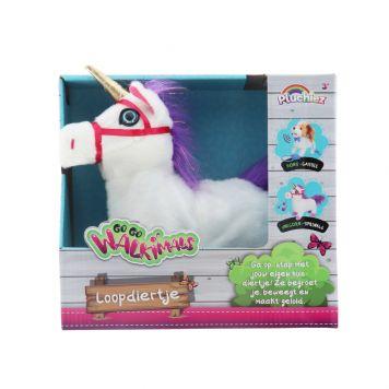 Go Go Walkimals Interactieve Unicorn Knuffel