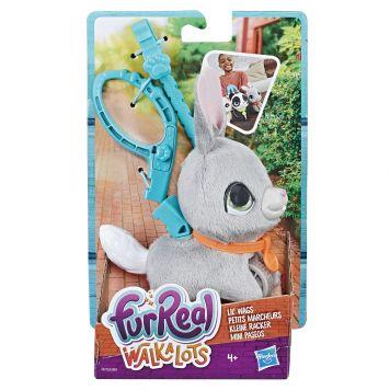 Fur Real Walkalots Kleine Bunny
