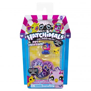 Hatchimals Colleggtibles S7 2 Pack Hatchipets Assorti