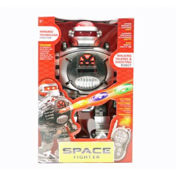 RC Robot Space Fighter