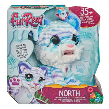 Fur Real North The Sabertooth Kitty