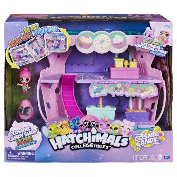 Hatchimals Colleggtibles S8 Cosmic 2 In 1  Playset