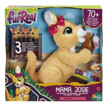 Fur Real Mama Josie The Kangaroo