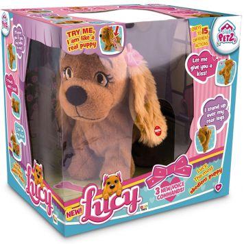 Interactieve Pluche Hond Lucy