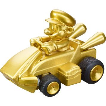 R/C Carrera Mario Mini Goud