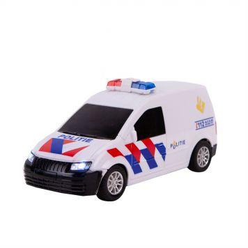 Politieauto Met Licht Radiografisch Bestuurbare Auto