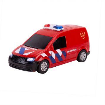 Radiografisch Bestuurbare Brandweerauto Met Licht