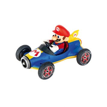 RC Auto Carrera Mario Kart Mach 8 2,4 GHZ