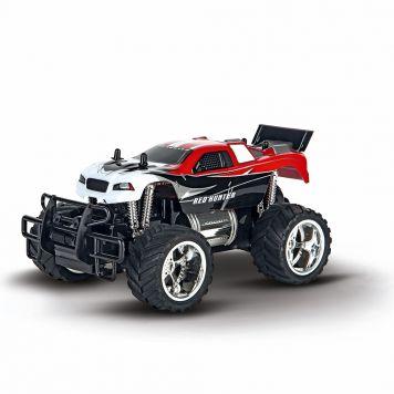 Radiografisch Bestuurbare Auto Carrera Red Hunter 1:18