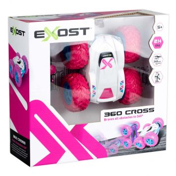 R/C Exost 360 Cross Roze