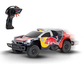 R/C Peugeot 1:16 Red Bull