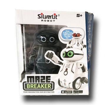 Robot Mazebreaker Zwart