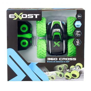 R/C Exost 360 Cross Groen