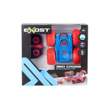 Radiografisch Bestuurbare Auto Exost 360 Cross Blauw