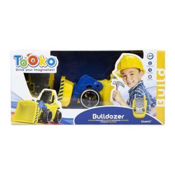 R/C Bulldozer Tooko