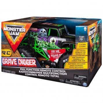 R/C Monster Jam 1:10 Grave Digger