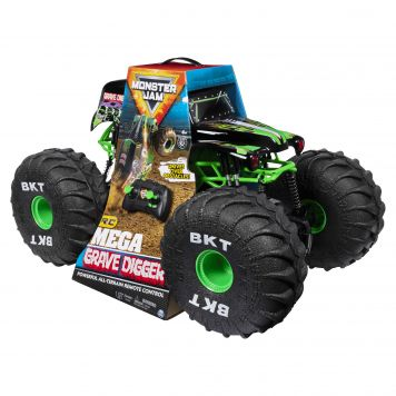 Radiografisch Bestuurbare Auto Monster Jam Mega Gravedigger