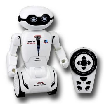 R/C Robot MacroBot