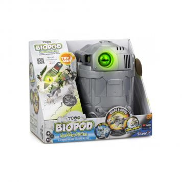 Interactief Robot In Biopod