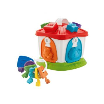 Chicco 2 In 1 Dierenhuis