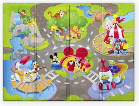 Disney Baby Oball Go Grippers