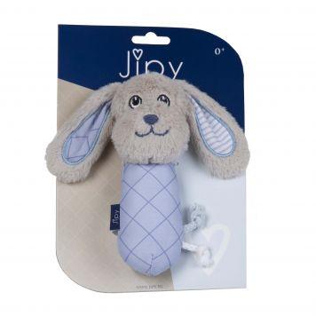 Jipy Knijpdiertje Hond Blauw