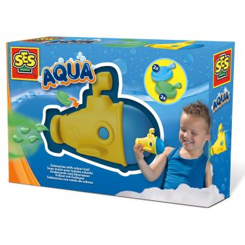 Ses Aqua Onderzeeer Met Kleurspoor