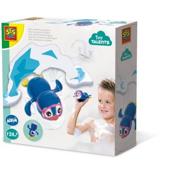 SES Tiny Talents Polo Zwemmende Pinquin