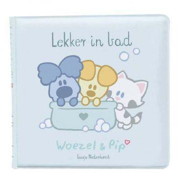 Badboekje Woezel En Pip Lekker In Bad