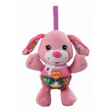 Vtech Knuffel & Speel Puppy Roze Educatief