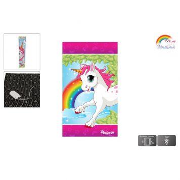 Speelkleed Unicorn Met Led 72x120cm