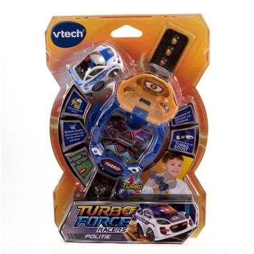 Vtech Turbo Force Racers Politie
