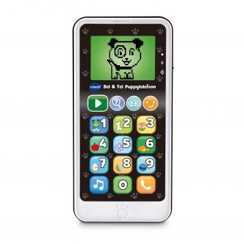 Vtech Bel & Tel Puppytelefoon