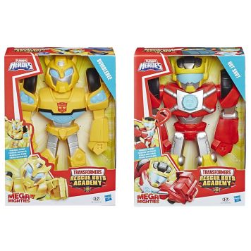 Transformers Rescue Bots Mega Mighties Figuur ass