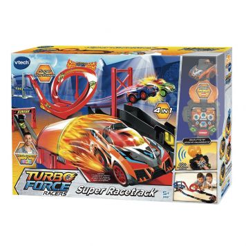 Vtech Turbo Force Racers Super Racetrack Set