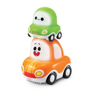 Vtech Toet Toet Auto's Cory Carson - Duo Cory En Chrissy