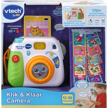 Vtech Baby Klik En Klaar Camera