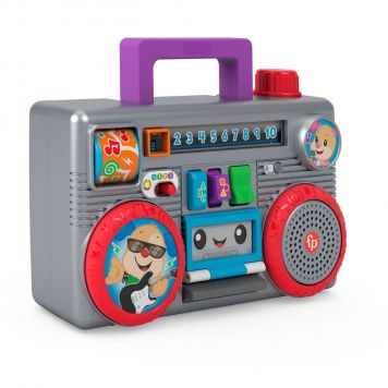 Fisher Price LNL Busy BoomBox